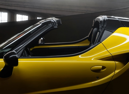 Alfa Romeo 4C Spider available in Detroit, MI at Golling Alfa Romeo of Birmingham