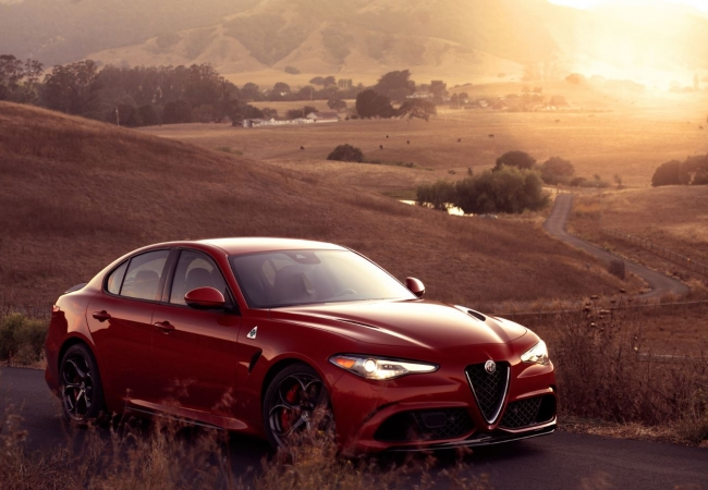 Alfa Romeo Giulia Quadrifoglios available in Chicago, IL at Bettenhausen Automotive