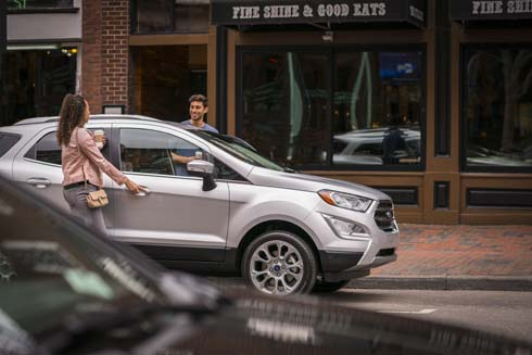 Ford EcoSports available in Louisville, KY at Oxmoor Ford Lincoln