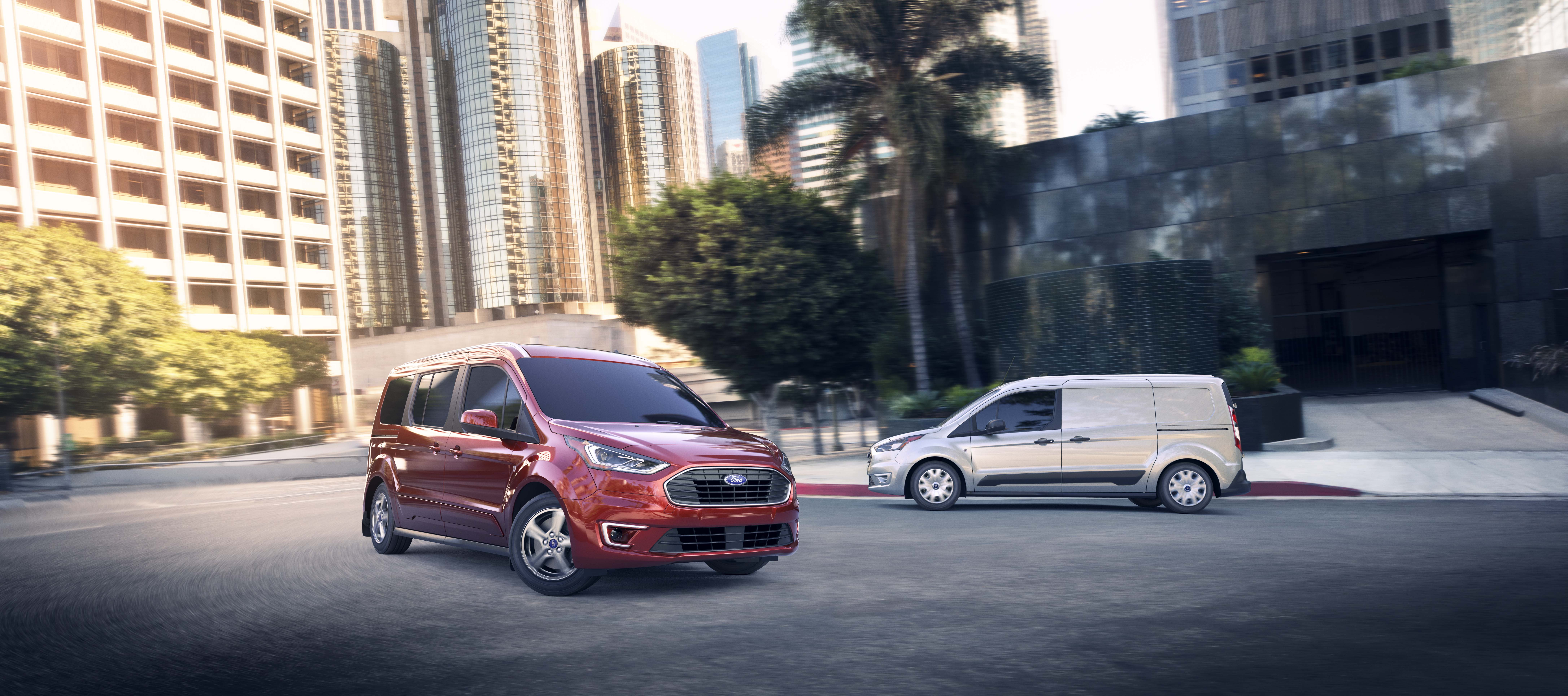Ford Transit Connects available in Elizabethtown, KY at Oxmoor Ford Lincoln