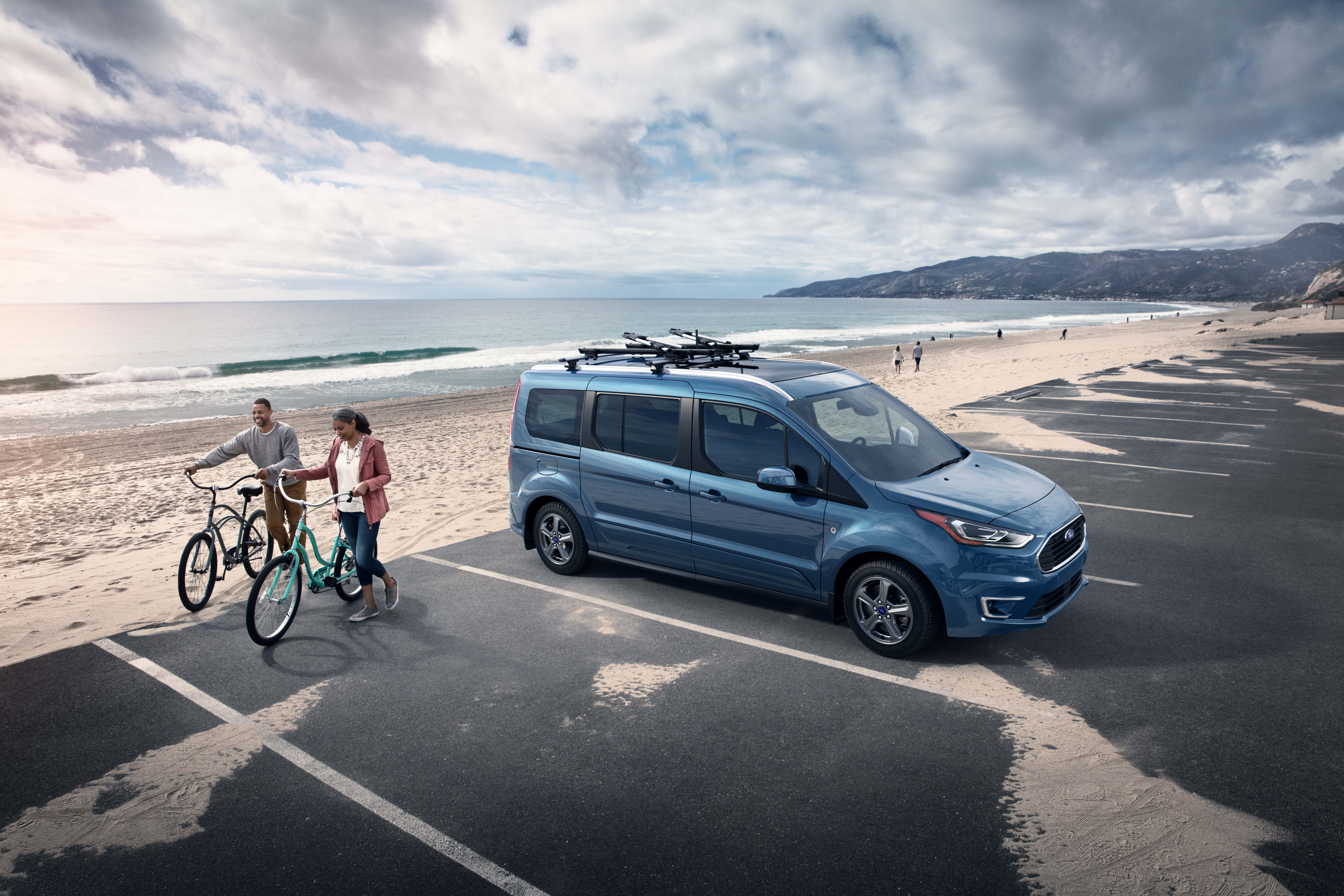 Ford Transit Connects available in Louisville, KY at Oxmoor Ford Lincoln