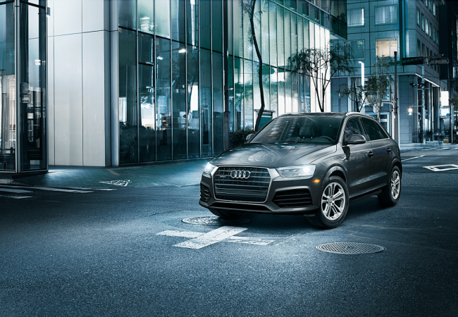 Audi Q3s available in Princeton, NJ at Audi Princeton