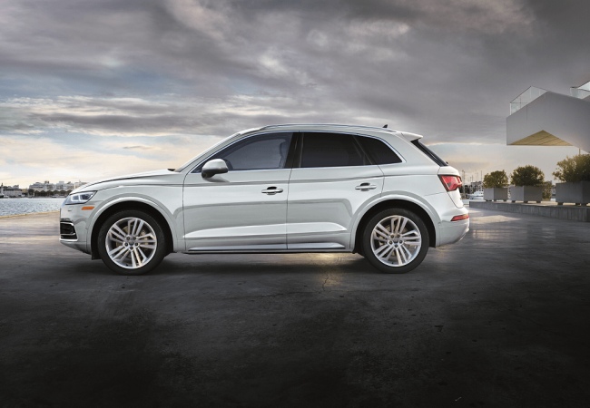 Audi Q5s available in Princeton, NJ at Audi Princeton