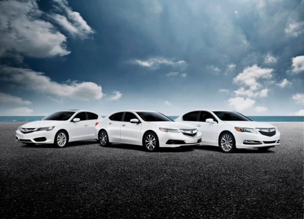 New Acura available in Westchester County at Curry Acura