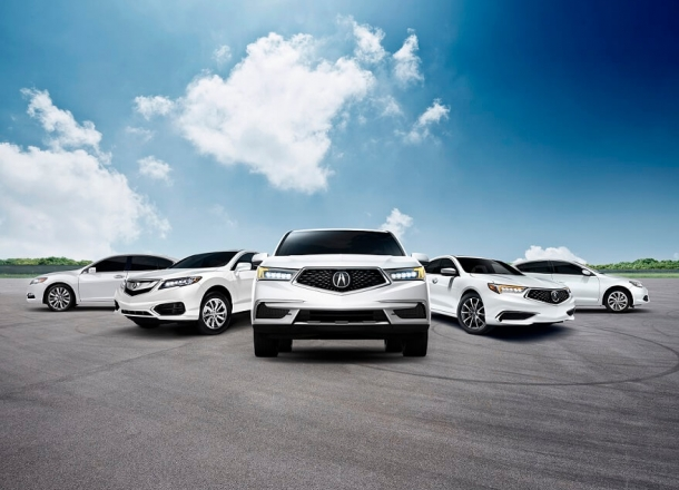 New Acura available in Yonkers, NY at Curry Acura