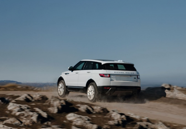 Land Rover Range Rover Evoques available in Raleigh, NC at Land Rover Raleigh