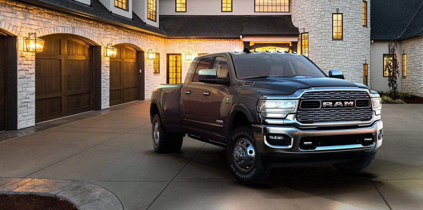 New Truck available in Rexburg, ID at Stone's Chrysler Dodge Jeep Ram