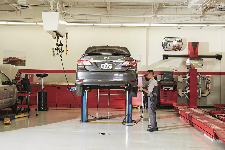 Toyota Repair and Maintenance in Minot, ND