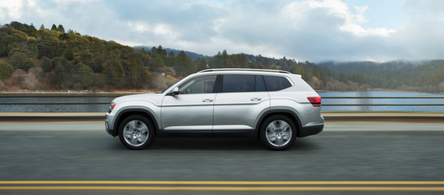 Volkswagen Atlas vs. Ford Explorer & Toyota Highlander