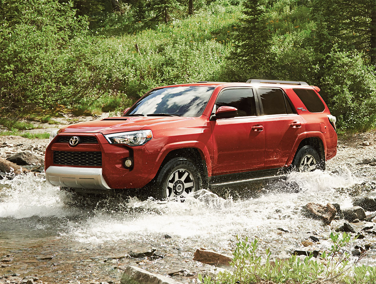 Toyota 4Runners available in Bismarck, ND at Minot Toyota