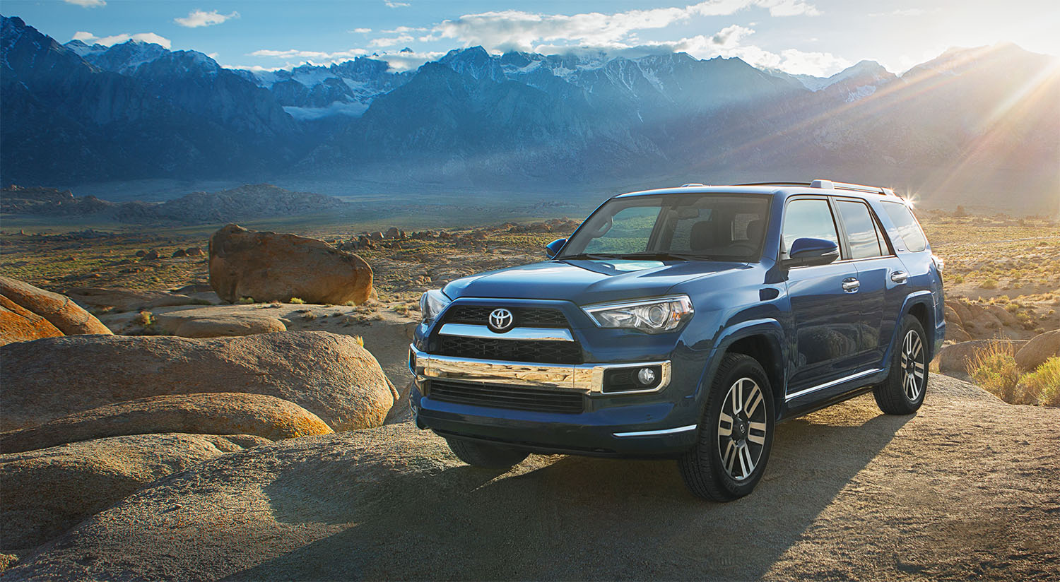Toyota 4Runners available in Louisville, KY at Oxmoor Toyota