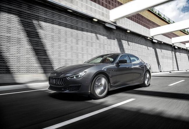 2018 Maserati Ghibli | Zeigler Maserati of Schaumburg | Schaumburg,