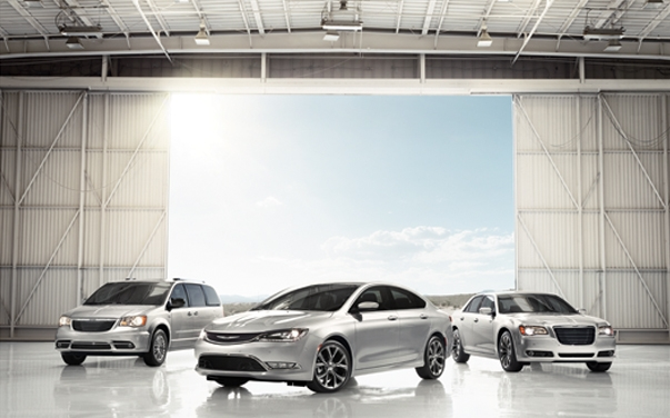 New Chrysler available in Albany, NY at Armory Garage Chrysler Jeep Dodge Ram