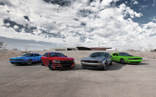 New Dodge available in Dayton, OH at Evans Dealer Group