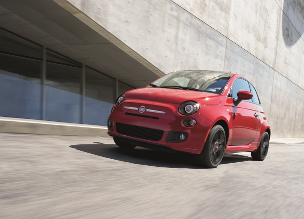 New FIAT available in Cary, NC at Hendrick Dodge of Cary