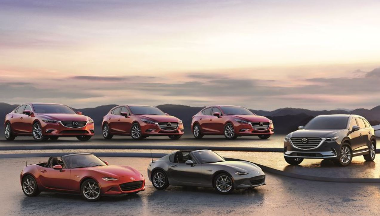 Lease a Mazda in Chesterfield, MO