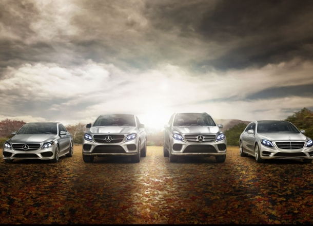 New Mercedes-Benz available in Canton, OH at Kempthorn Mercedes-Benz
