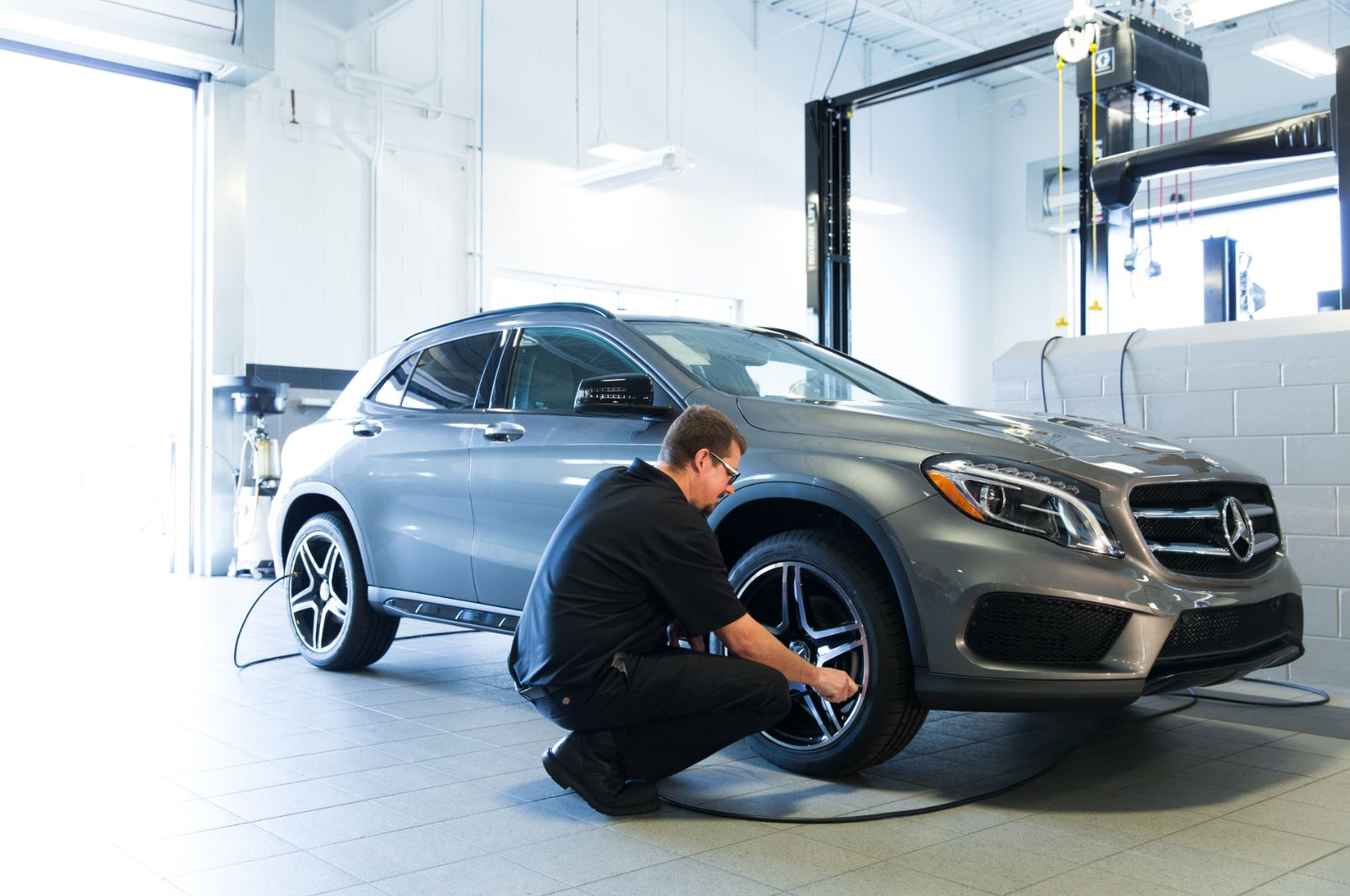 Mercedes-Benz Repair and Maintenance in Iowa City, IA