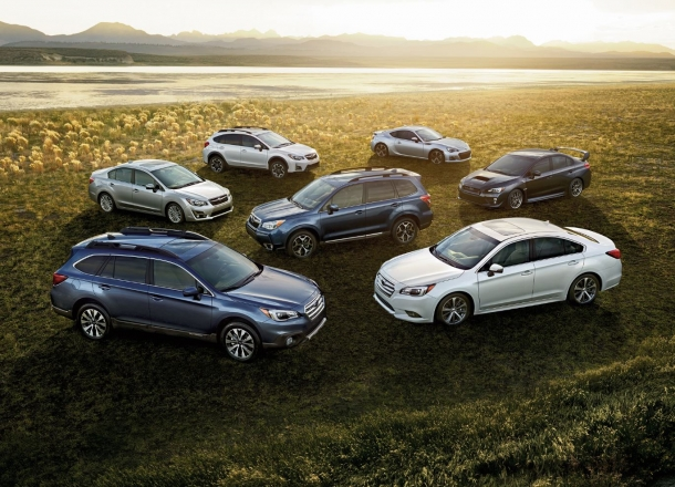 New Subaru available in Connecticut at Mitchell Subaru