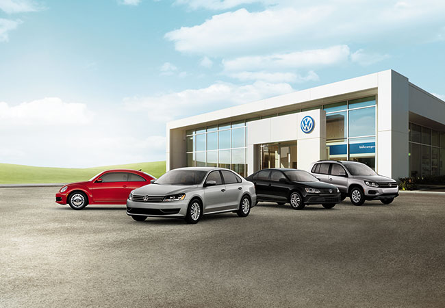 Lease a Volkswagen in Colorado Springs, CO