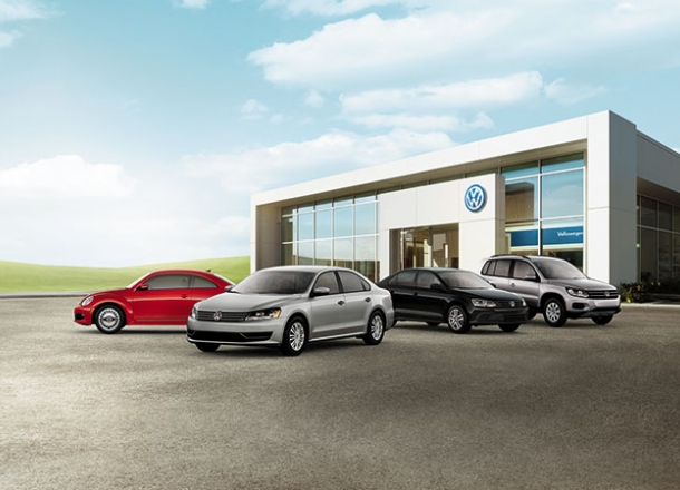 New Volkswagen available in Springfield, MO at Volkswagen of Springfield