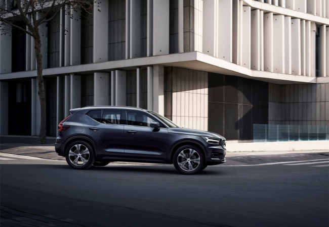Volvo XC40s available in Hartford, CT at Mitchell Volvo Cars of Simsbury
