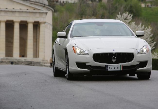 Maserati Quattroportes available in Chicago, IL at Zeigler Maserati