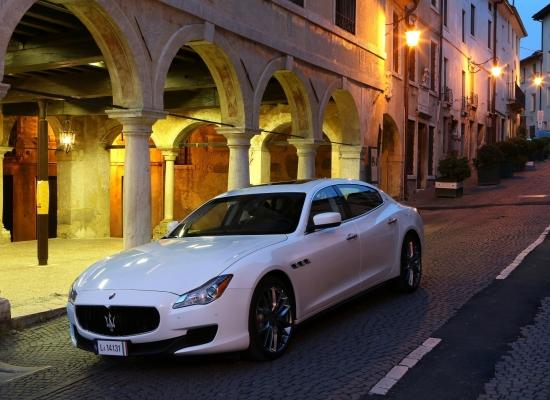 Maserati Quattroporte available in Chicago, IL at Zeigler Maserati
