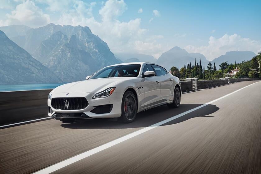 Lease a Maserati in Schaumburg, IL