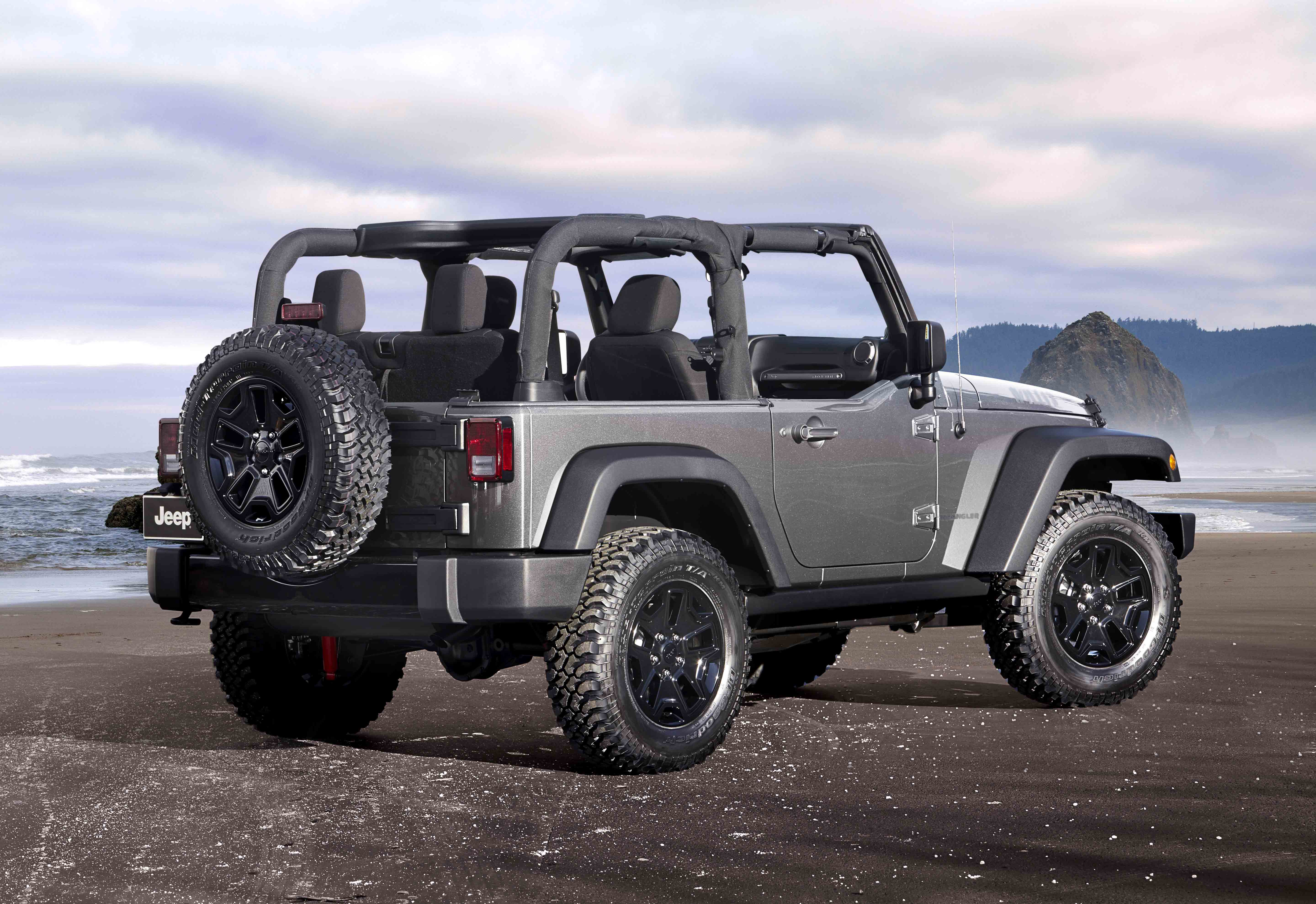 Lease A Jeep In Salem, OR