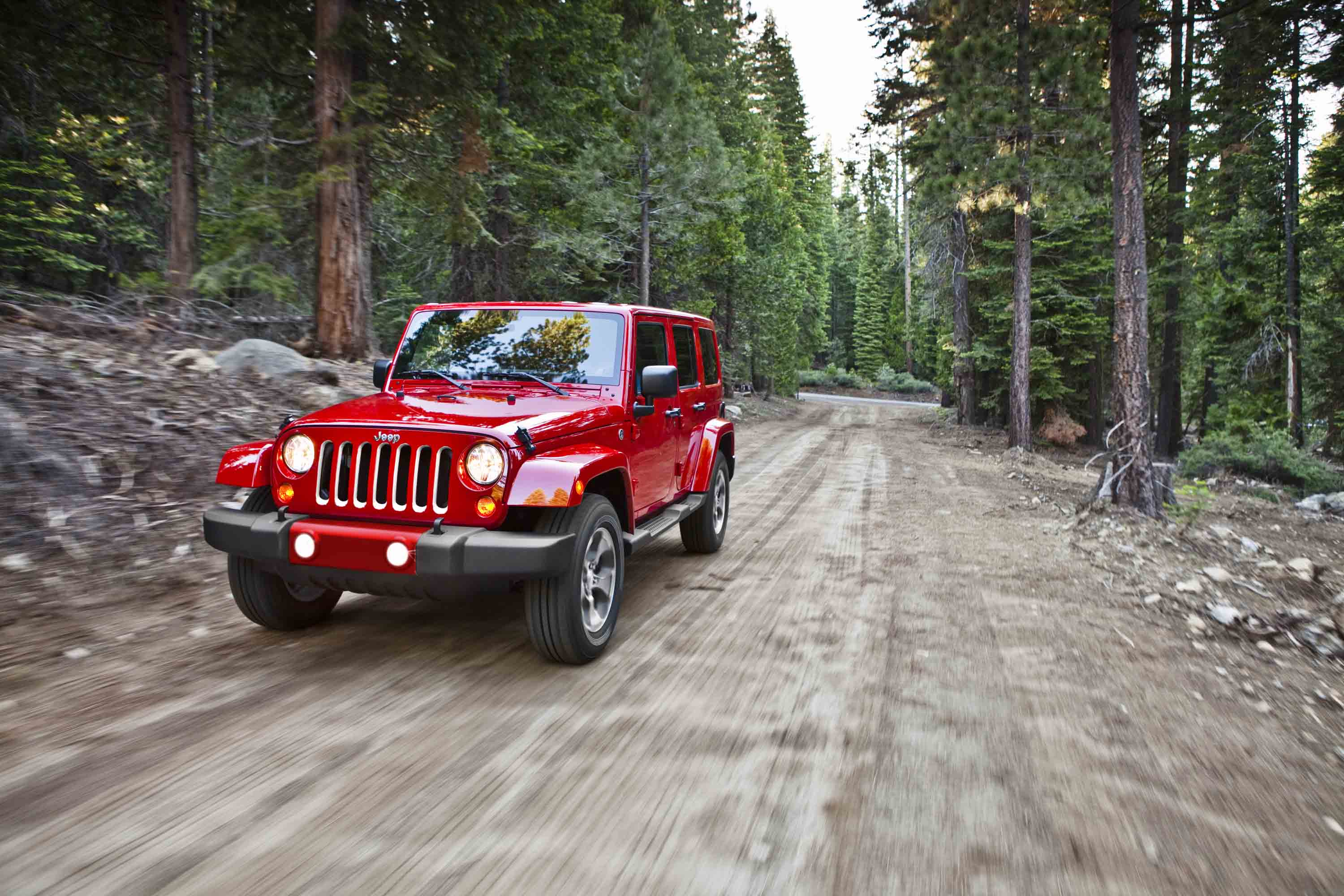 Lease a Jeep in Minot AFB, ND
