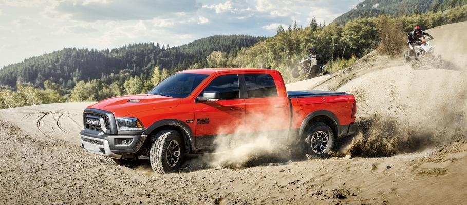 Photo of Ram 1500, available at Peterson Dodge Chrysler Jeep Ram