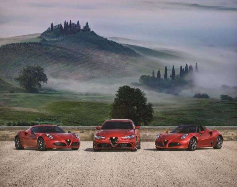 Lease a Alfa Romeo in Minnesota