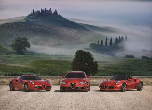 New Alfa Romeo available in Minneapolis, MN at Schmelz Alfa Romeo