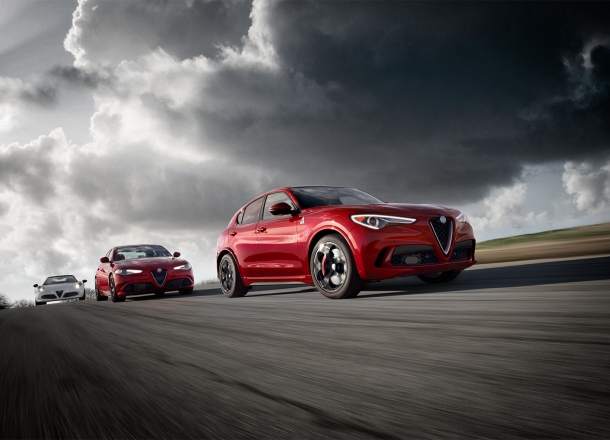 New Alfa Romeo available in Detroit, MI at Golling Alfa Romeo of Birmingham