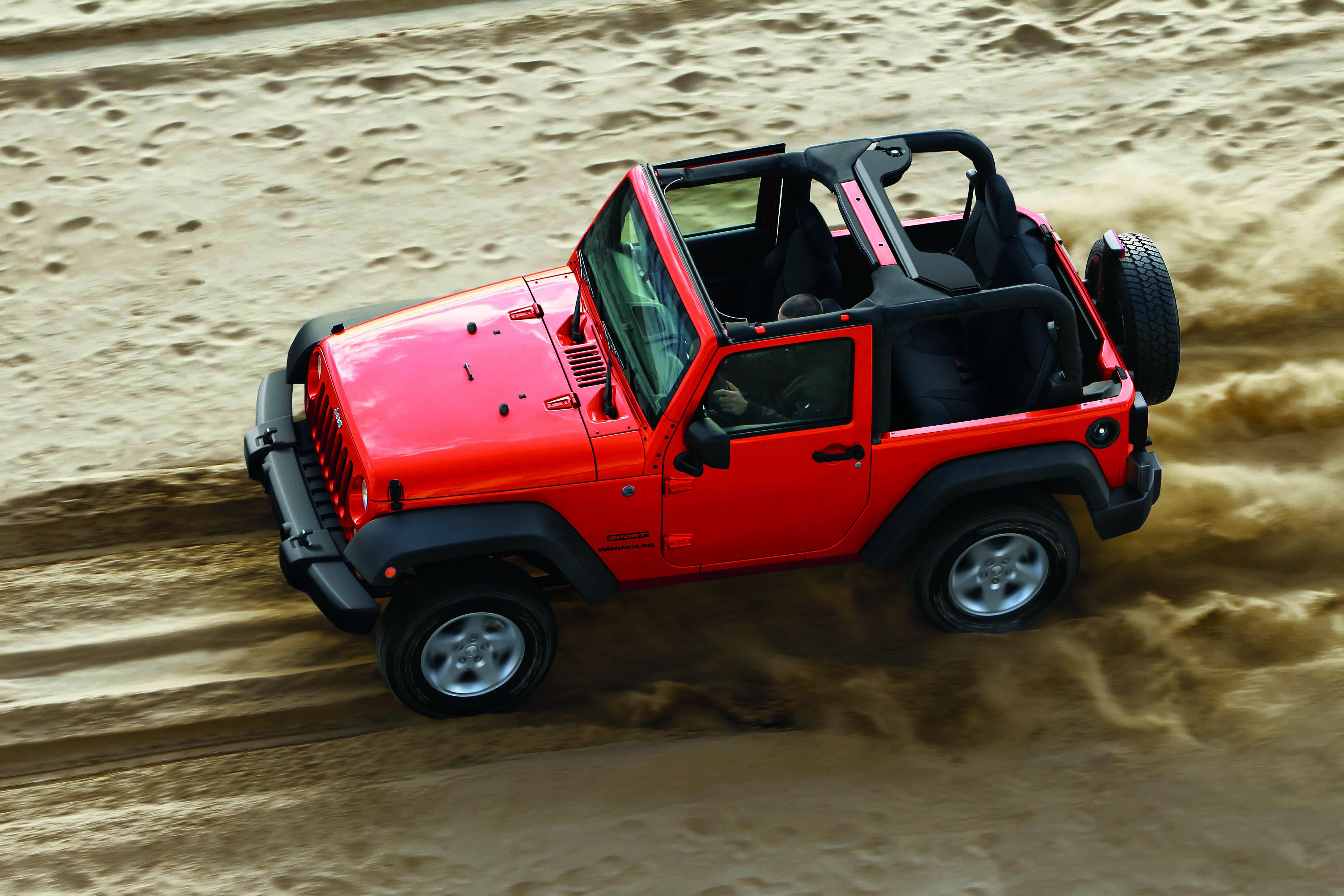 Lease a Jeep Wrangler in Rockford, IL