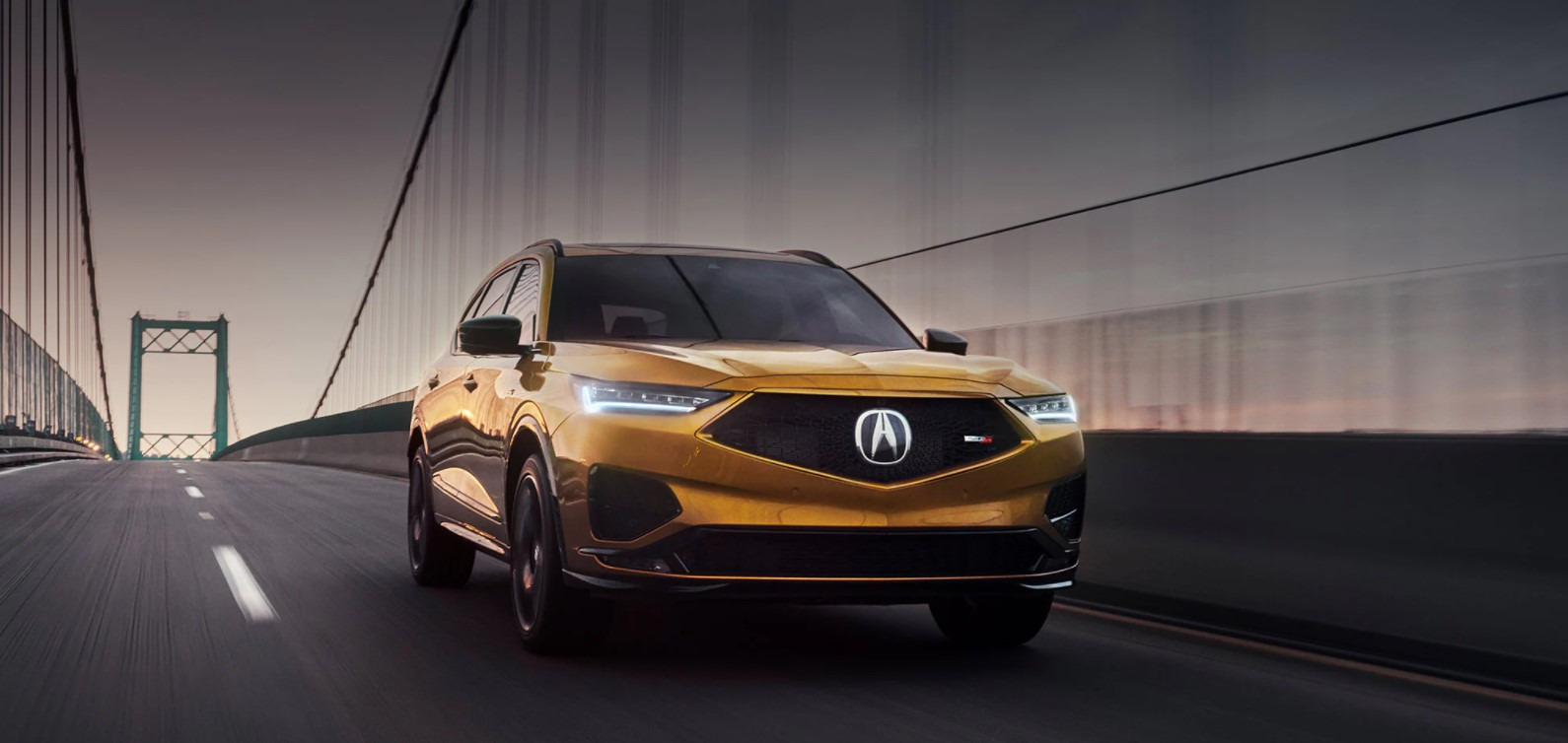 Acura MDX Type Ss available in Lynbrook, NY at Acura of Valley Stream