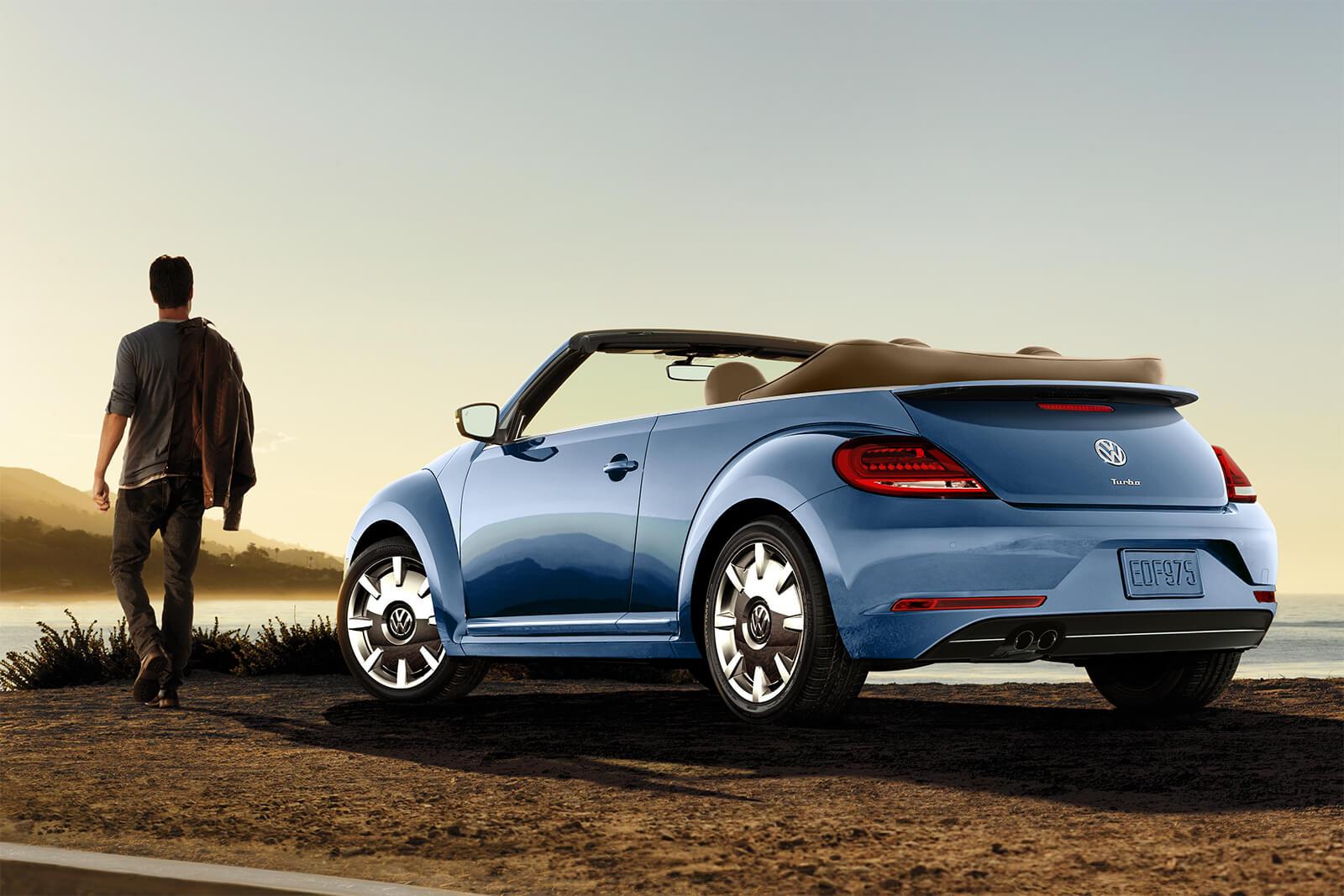 Volkswagen Beetle Convertibles available in Lakeland, FL at Lakeland Volkswagen