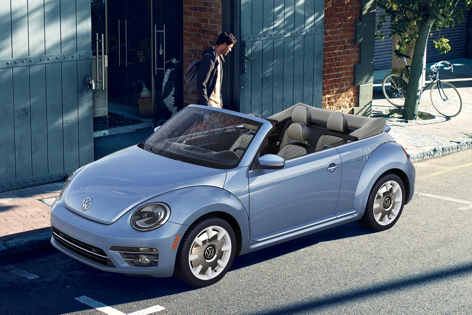Volkswagen Beetles available in Johnson City, TN at Wallace Volkswagen of Johnson City
