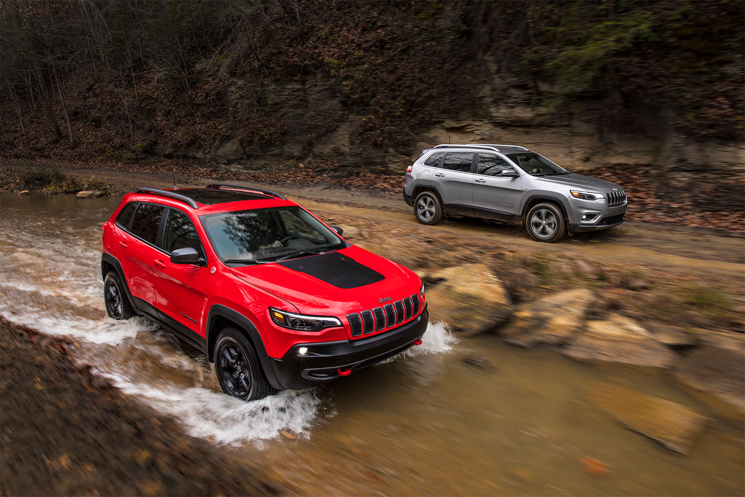 New Jeep available in Jackson, MI at Hometown Chrysler Dodge Jeep Ram