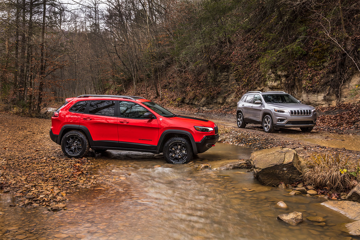 Jeep Cherokees available in Grand Rapids, MI at Courtesy Chrysler Jeep Dodge Ram