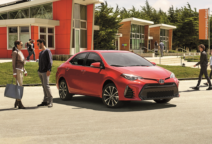 Toyota Corollas available in Louisville, KY at Oxmoor Toyota