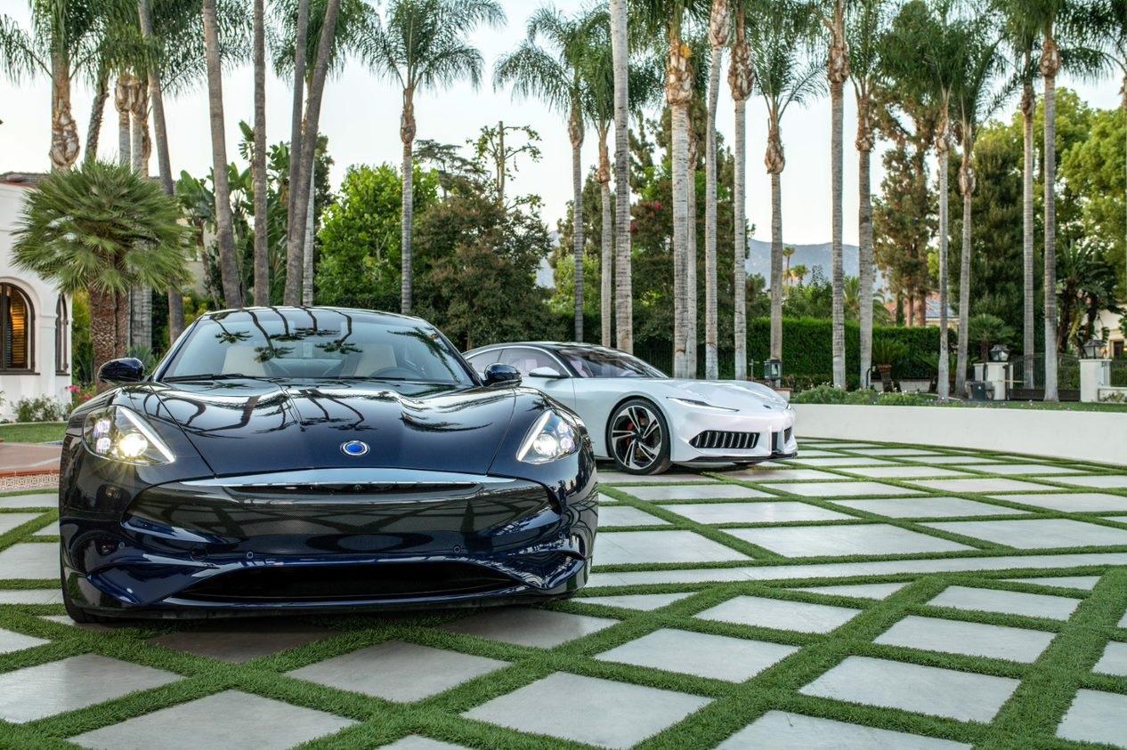 New Karma electric cars available near San Diego, CA at Karma Newport Beach