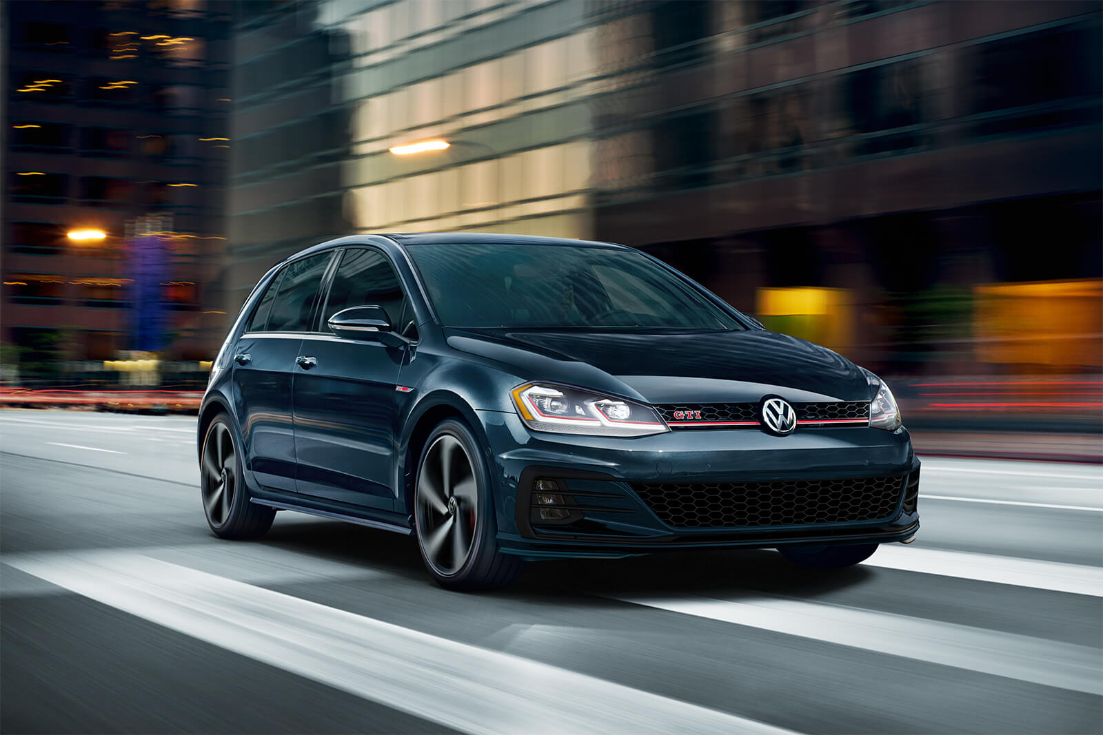 Volkswagen Golf GTIs available in Johnson City, TN at Wallace Volkswagen of Johnson City