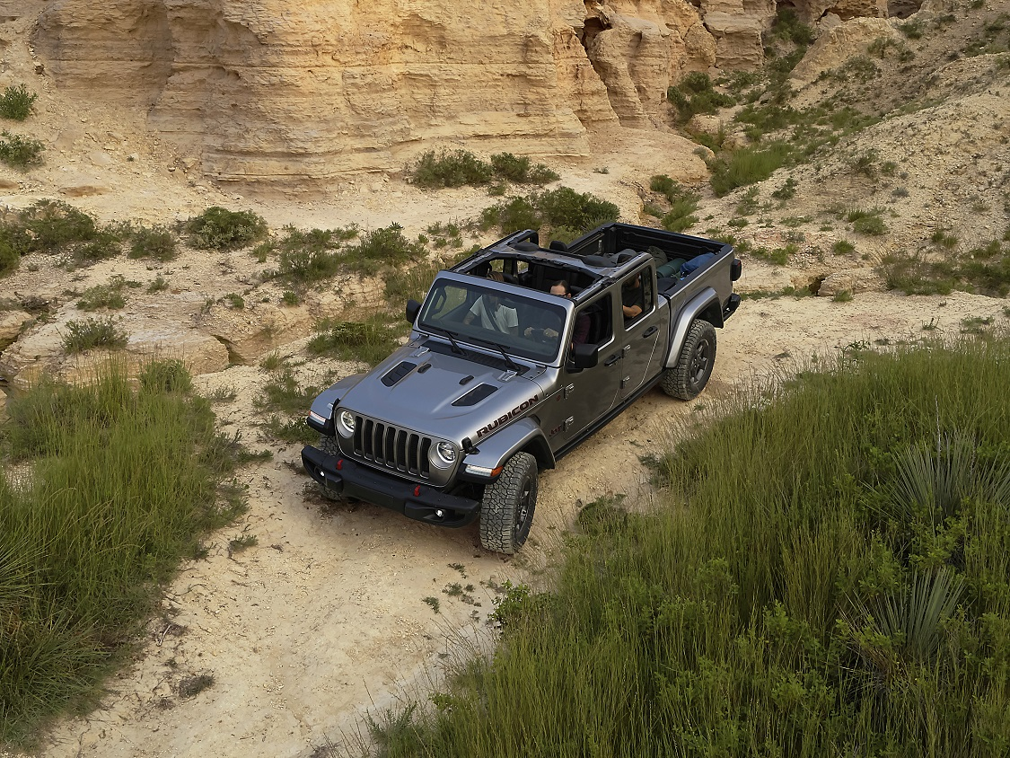 Jeep Gladiators available in Pahrump, NV at Saitta Trudeau Chrysler Jeep Dodge Ram