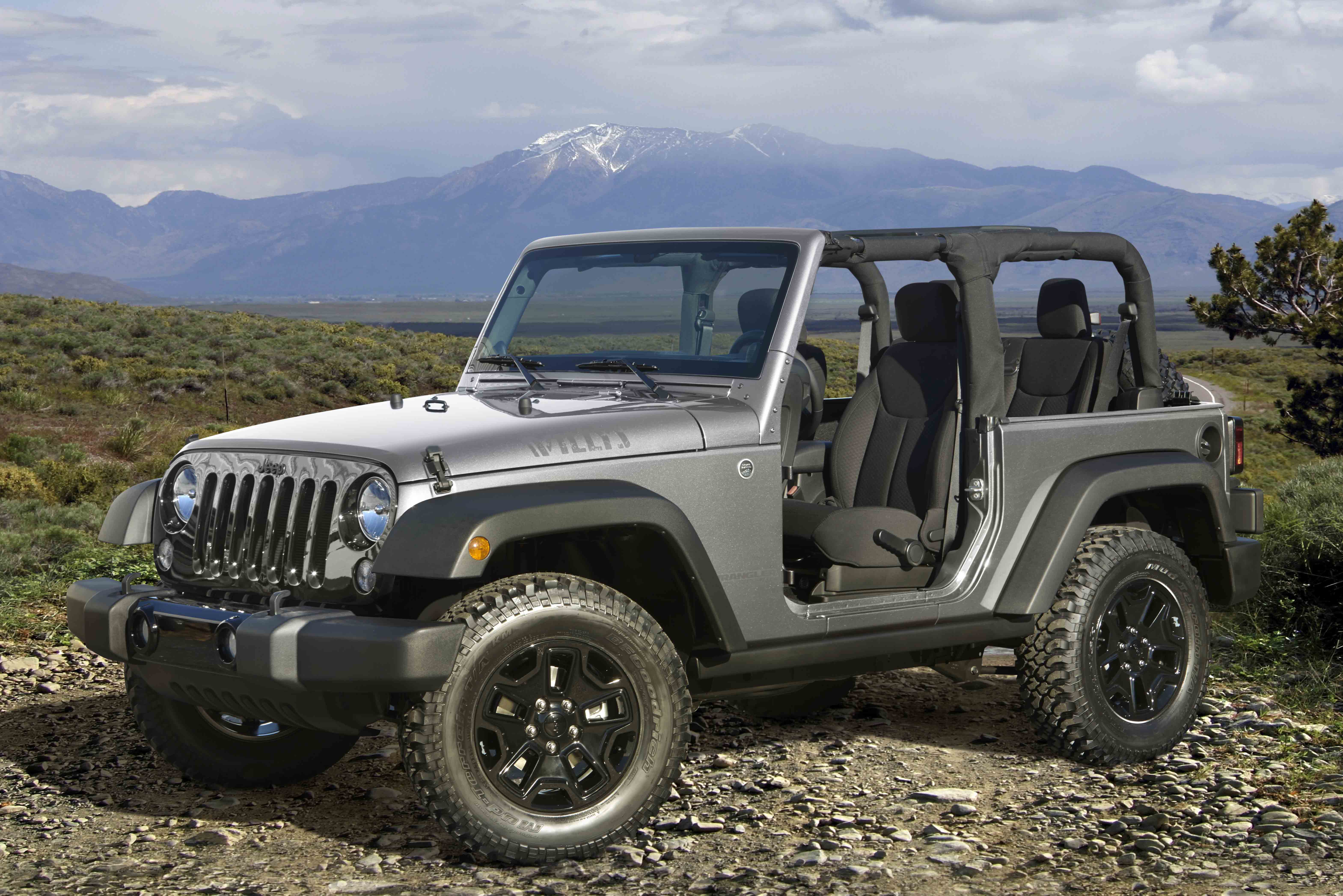 New Jeep available in Superior, WI at Superior Chrysler Dodge Jeep Ram