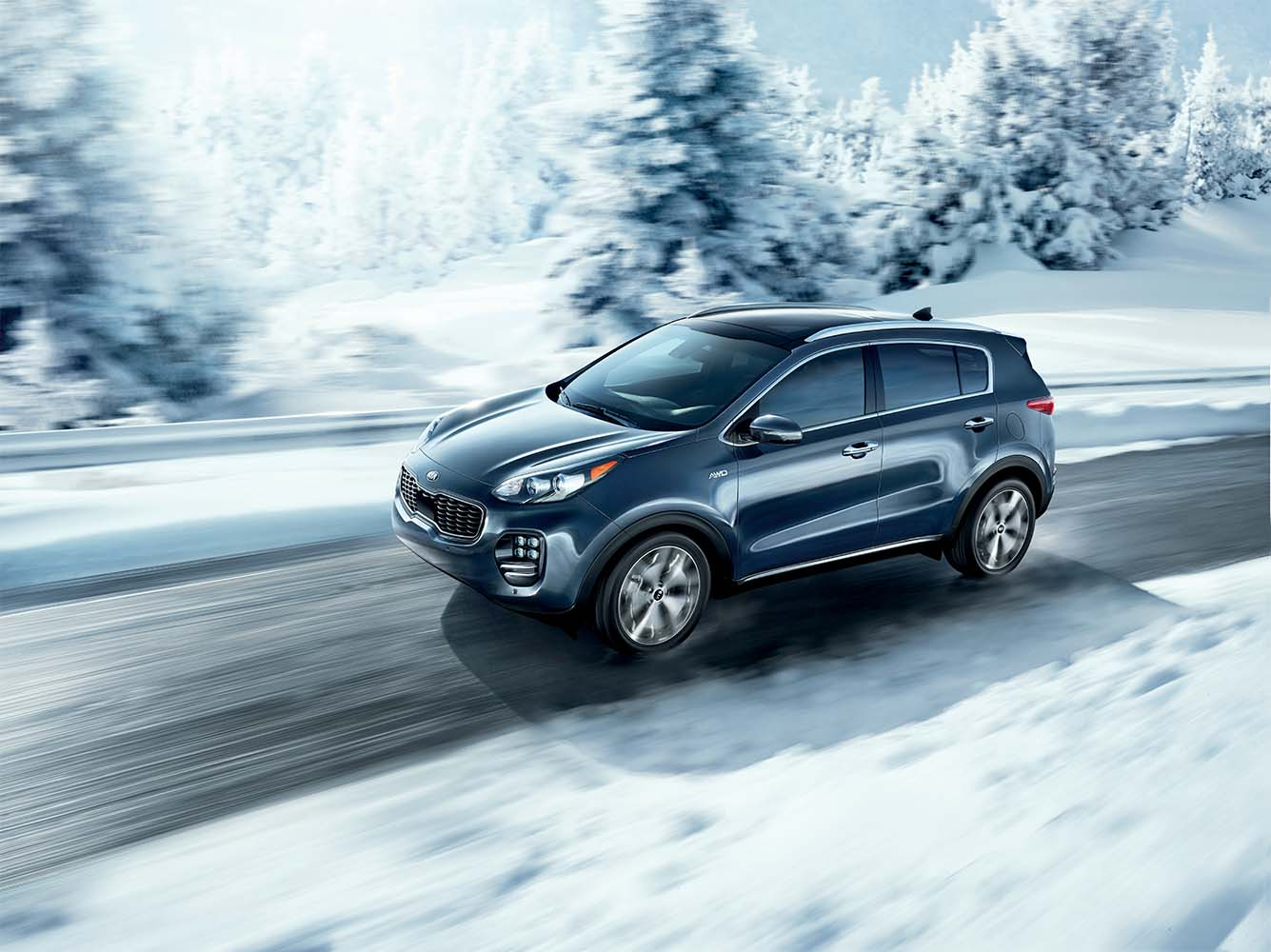 Kia Sportages available in Idaho Falls, ID at Stone's Kia
