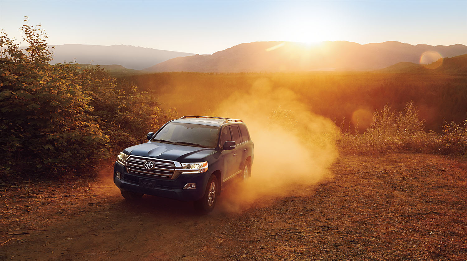 Toyota Land Cruisers available in Louisville, KY at Oxmoor Toyota