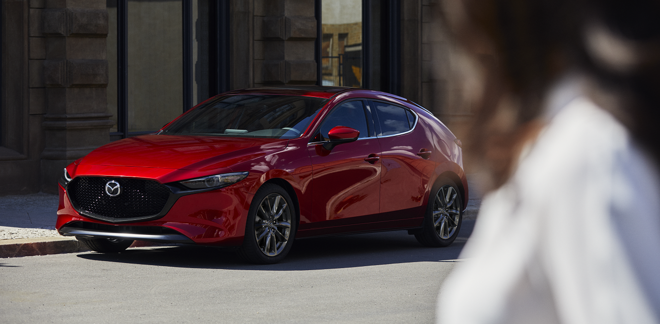 Mazda Mazda3s available in Elizabethtown, KY at Oxmoor Mazda