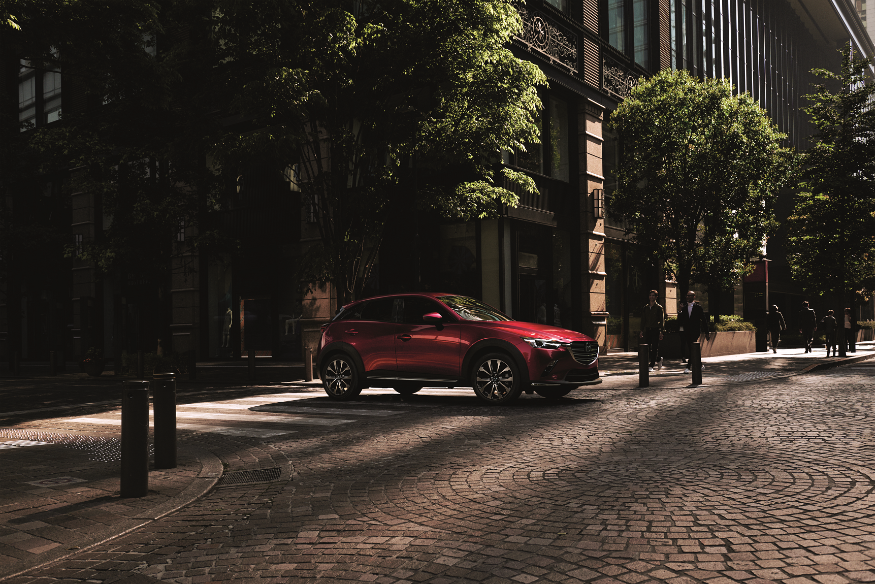 Mazda CX-3s available in Louisville, KY at Oxmoor Mazda